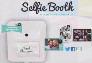 Je kunt binnenkort een selfie booth huren bij Schonewille fotografie