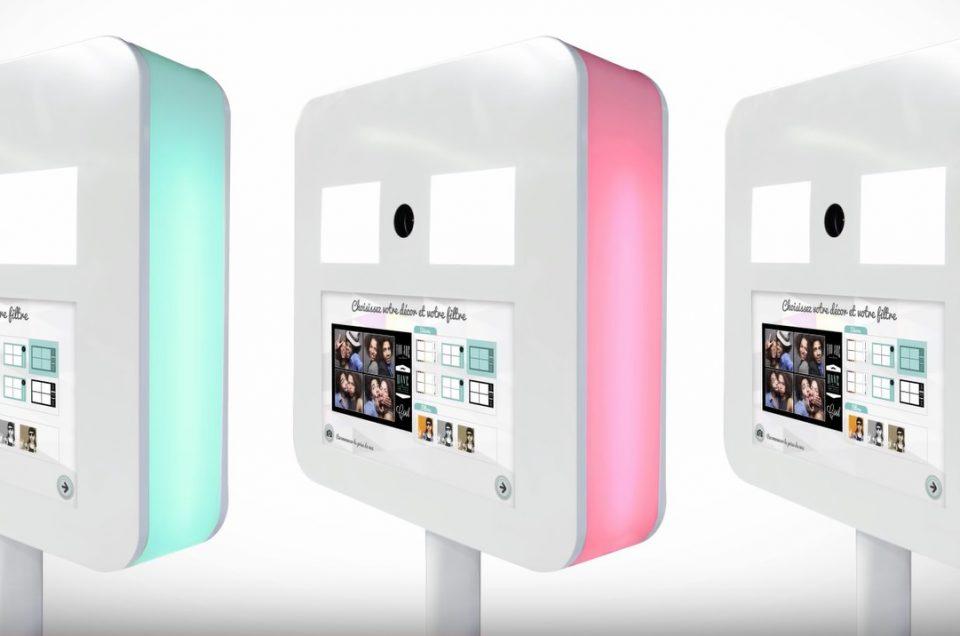 NIEUW: selfie booth huren bij Schonewille fotografie