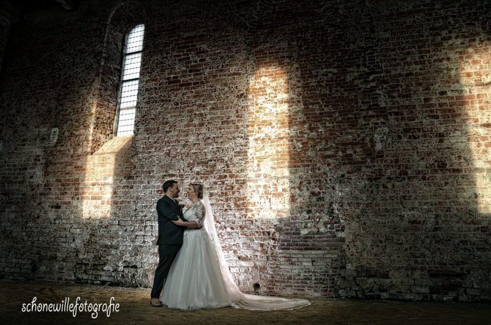 Dit jaar trouwen en  een gigantisch feest als het weer kan
